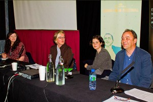 Commissioner and Expert Panel at Cork Film Fest Industry Seminar